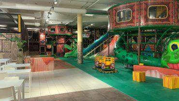 OUVERTURE de Kids Fun Park Sion